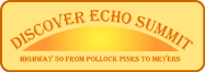 logo saying Discover Echo Summit