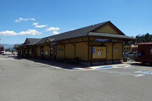 Truckee railroad station, Truckee, CA