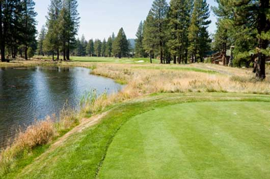 Old Greenwood Golf Course, Truckee, CA
